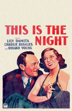 This Is the Night 513x788