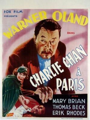 Charlie Chan in Paris 500x668