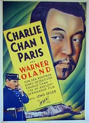 Charlie Chan in Paris 567x783