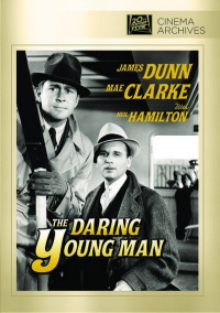 The Daring Young Man poster