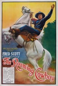 The Roaming Cowboy poster