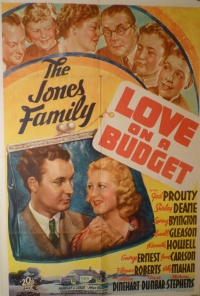 Love on a Budget poster