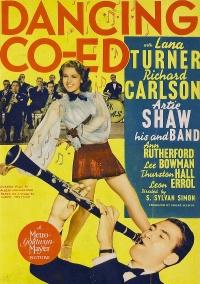 Dancing Co-Ed poster