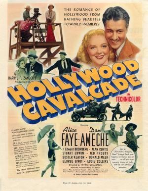 Hollywood Cavalcade 695x895