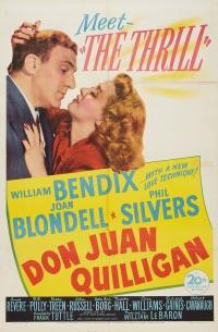 Don Juan Quilligan poster