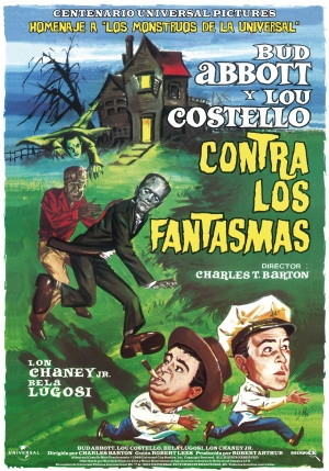Bud Abbott Lou Costello Meet Frankenstein 2480x3543