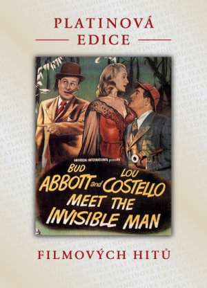Bud Abbott Lou Costello Meet the Invisible Man 500x694