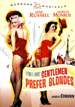 Gentlemen Prefer Blondes 1530x2175