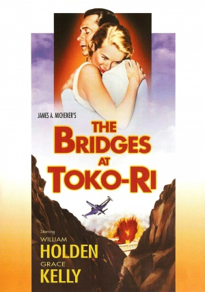 The Bridges at Toko-Ri Dvd cover
