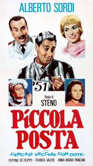 Piccola posta Theatrical poster