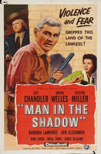 Man in the Shadow poster