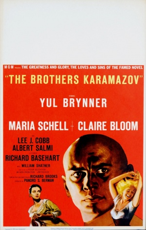 The Brothers Karamazov 1329x2097