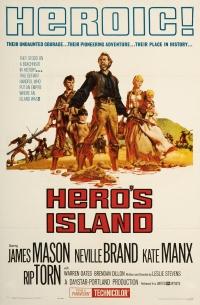 L'isola della violenza poster