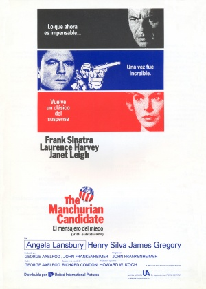 The Manchurian Candidate 2500x3500