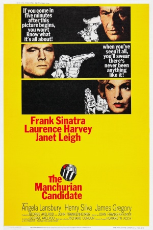 The Manchurian Candidate 2000x3000
