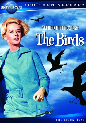 The Birds Dvd cover