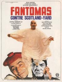 Fantômas contre Scotland Yard poster