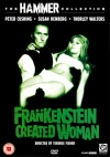 Frankenstein Created Woman Cover
