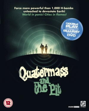 Quatermass and the Pit Blu-ray cover
