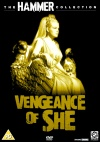 The Vengeance of She Cover