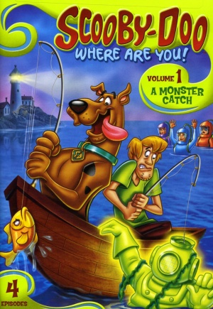 Scooby Doo, Where Are You! 979x1418