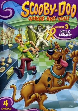 Scooby Doo, Where Are You! 984x1412