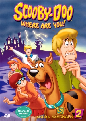 Scooby Doo, Where Are You! 1549x2175