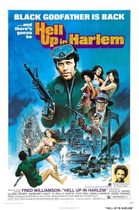 Hell Up in Harlem poster