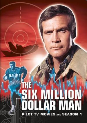 The Six Million Dollar Man 1495x2102