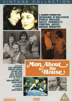 Man About the House Cover