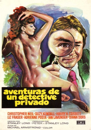 Adventures of a Private Eye Poster
