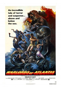 Warlords of the Deep poster