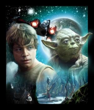 Star Wars: Episodio V - El Imperio contraataca 1535x1804