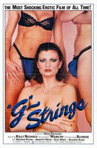 G-strings poster