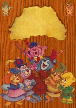 Adventures of the Gummi Bears 1540x2180