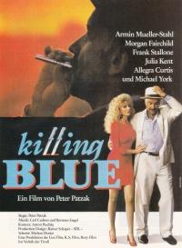 Killing Blue poster