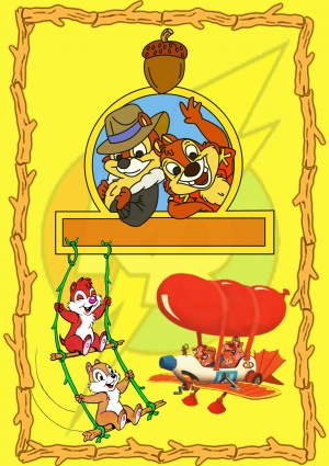 Chip & Chap - Die Ritter des Rechts 1535x2175