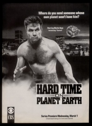 Hard Time on Planet Earth 396x537
