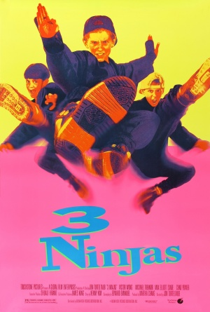 Ninja Kids 2385x3535