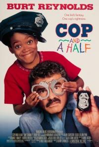 Cop & ½ poster
