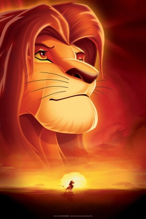 The Lion King 2074x3111