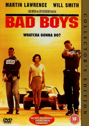 Bad Boys Dvd cover
