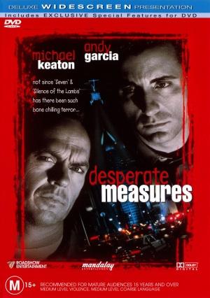 Desperate Measures - Jede Stunde zählt 1530x2175