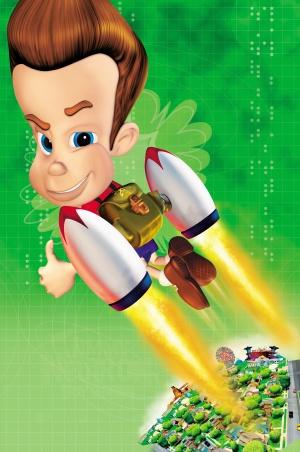 Jimmy Neutron: Der mutige Erfinder 3316x5000