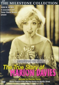 Captured on Film: The True Story of Marion Davies poster