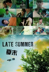 Late Summer poster
