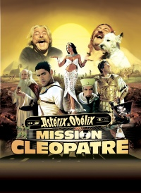 Asterix i Obelix: Misja Kleopatra poster