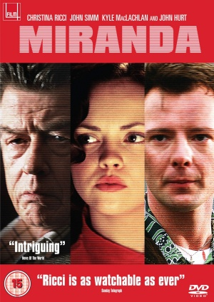 Miranda Dvd cover