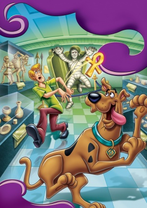 What's New, Scooby-Doo? 2322x3287