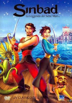 Sinbad: Legend of the Seven Seas 1014x1450